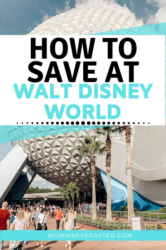 save at Walt Disney World