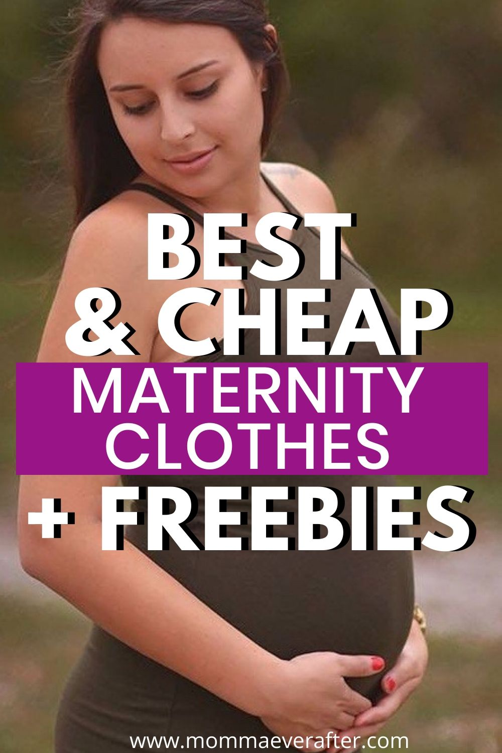 best cheap maternity clothes