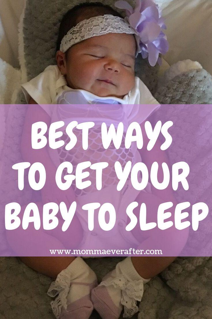 Best ways to get your baby to sleep