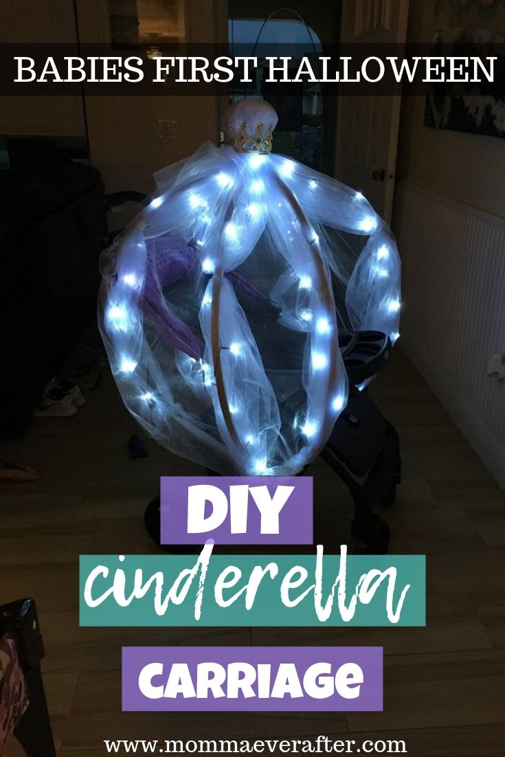 DIY Cinderella Carriage